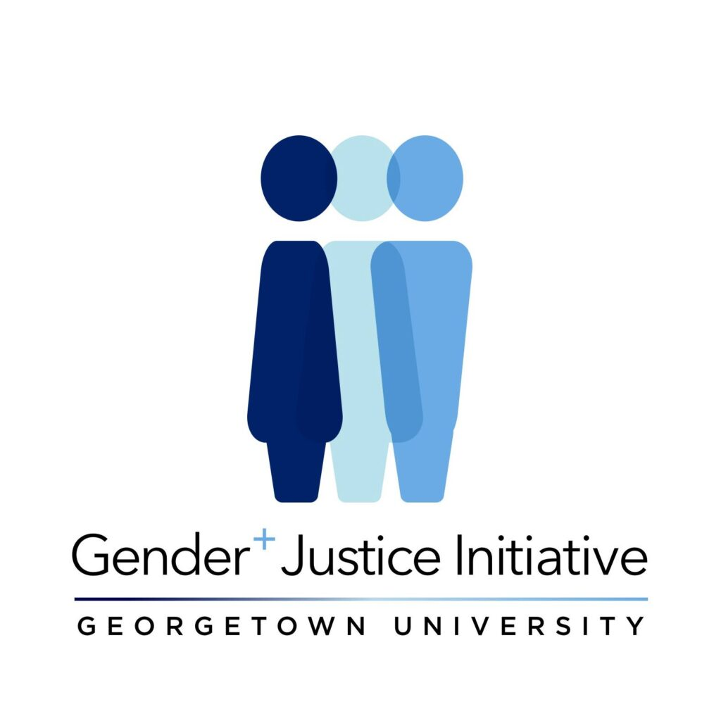 Georgetown University Gender Justice Initiative logo