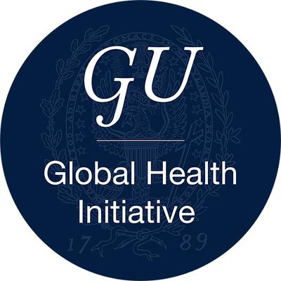 Georgetown University Global Health Initiative logo