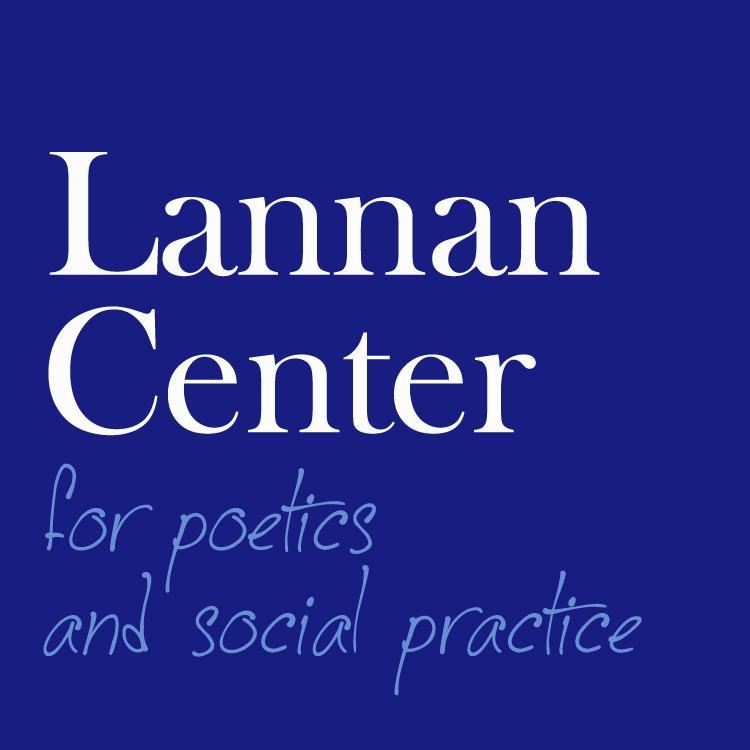 Georgetown University Lannan Center for Poetics and Social Practice logo