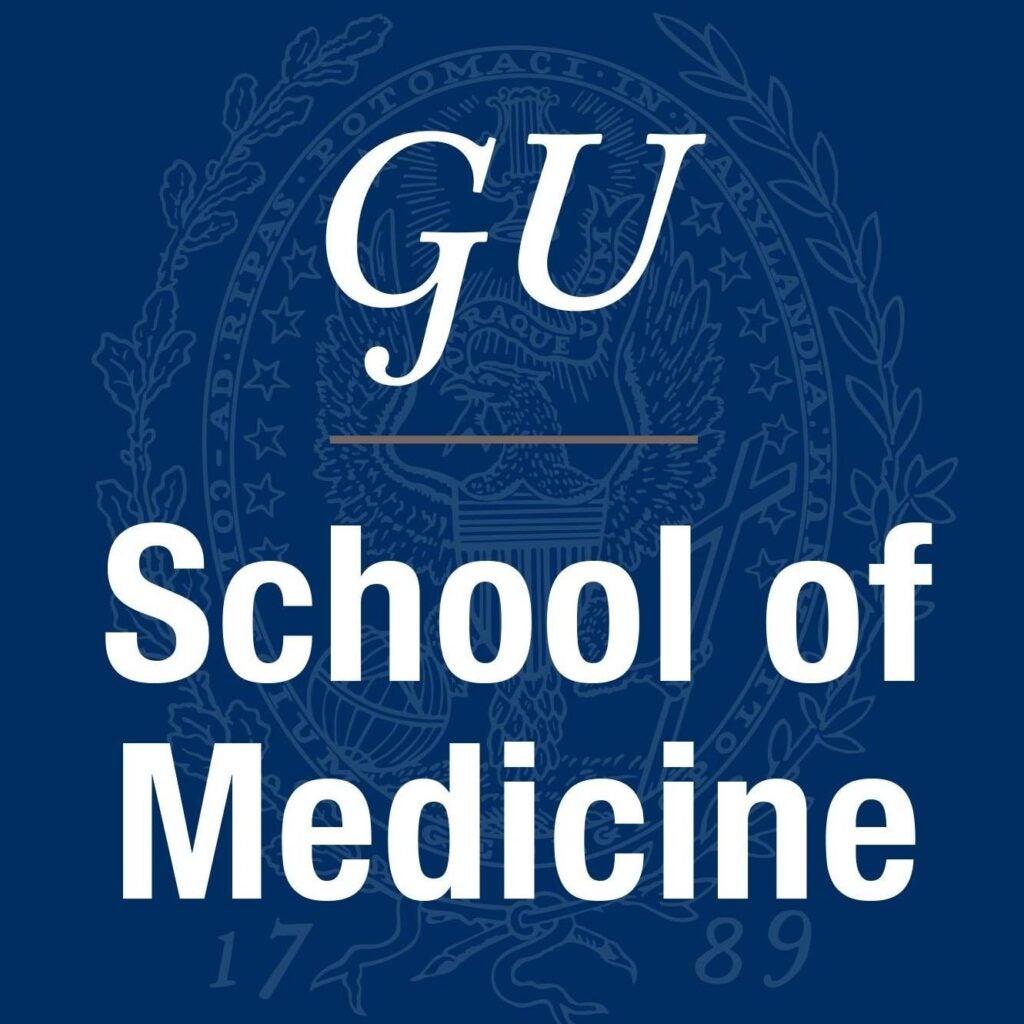 Georgetown University School of Medicine logo